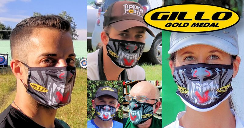 Gillo Wolf Face Mask