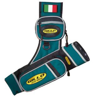Gillo International Quiver - Navy Azur