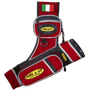 Gillo International Quiver - Red