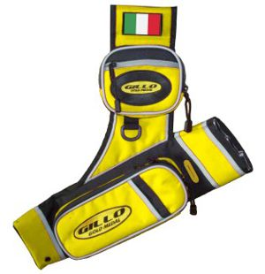 Gillo International Quiver - Yellow