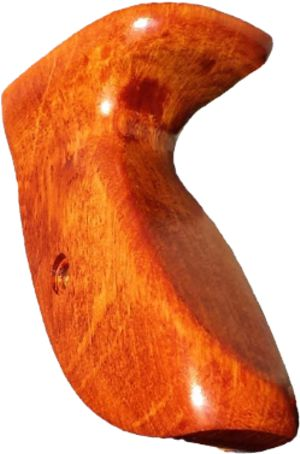 Gillo Wood Grip - Root Finish