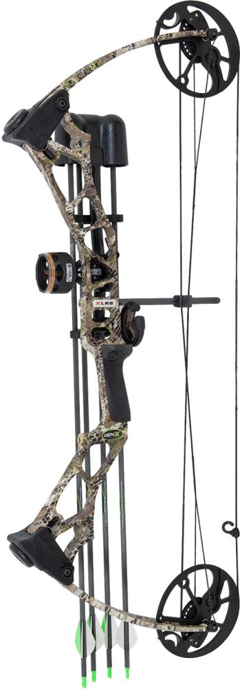 Gen-X X-LR8 PACKAGE - Camo