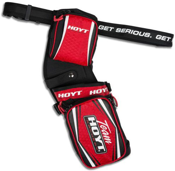 Hoyt FIELD Quiver - Red