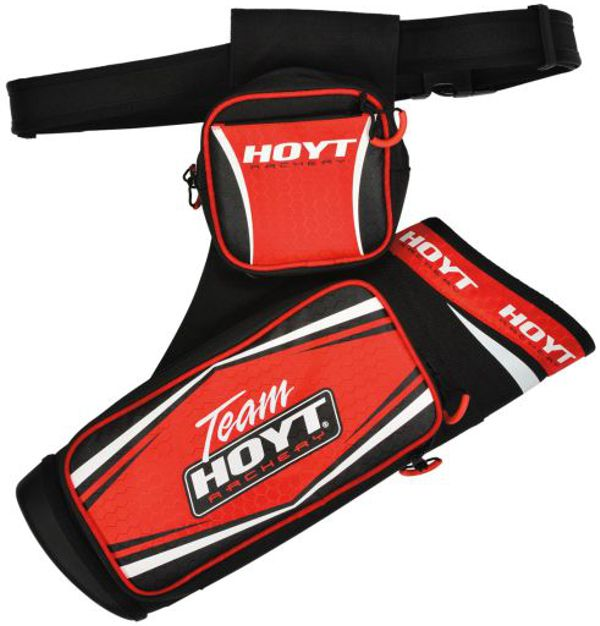 Hoyt HIP Quiver - Red