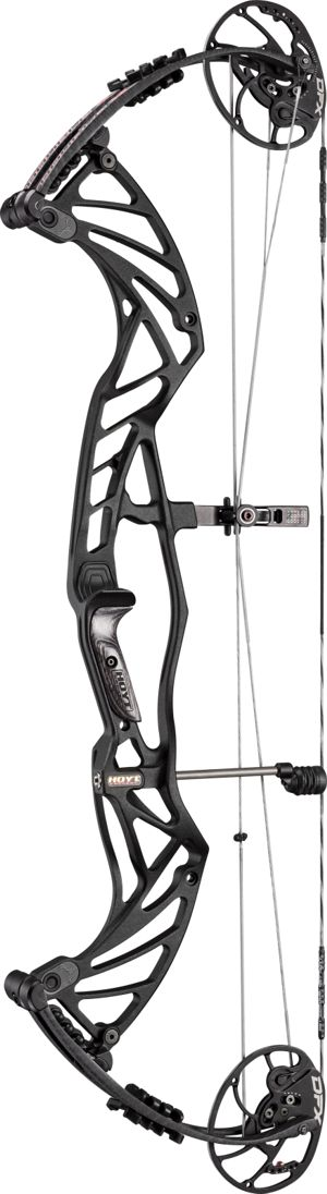 Hoyt Double XL - Black-Out
