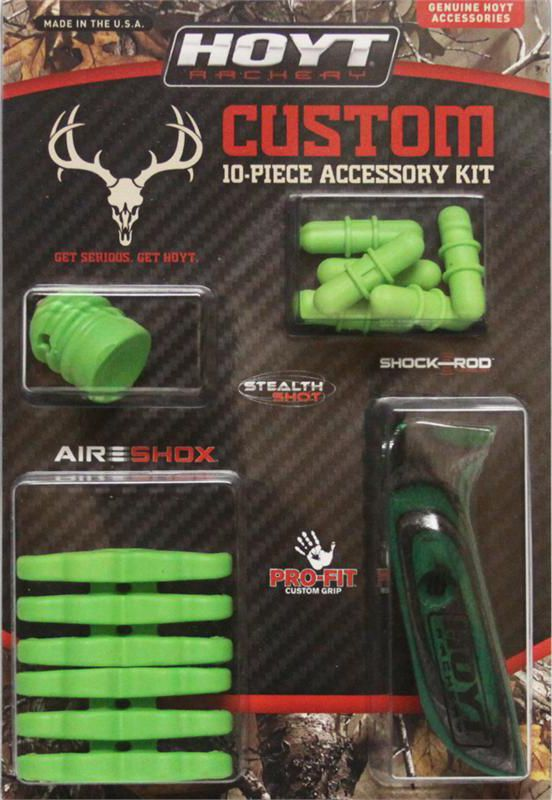Hoyt Custom Color Accessory Kit