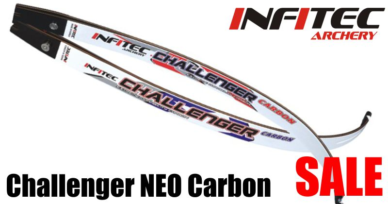 Infitec Challenger CARBON limbs - SALE