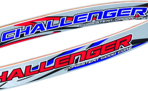 Infitec Challenger Limbs - Graphics