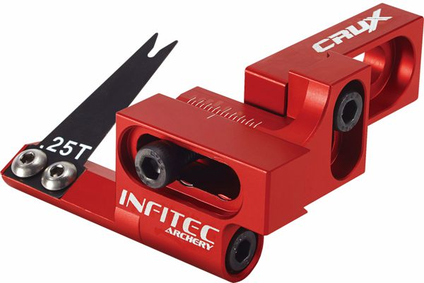 Infitec Crux Compound Rest - Red