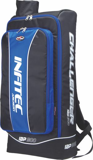 Infitec Challenger Back Pack - Blue