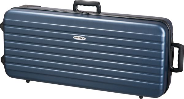 Infitec ABS Bow Case - Blue
