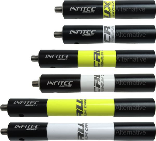 Infitec Crux Extender - White and Flu Yellow