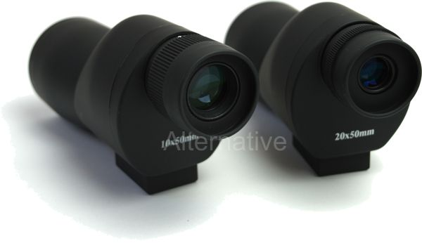 Illusion Monocular 10x50M and 20x50M