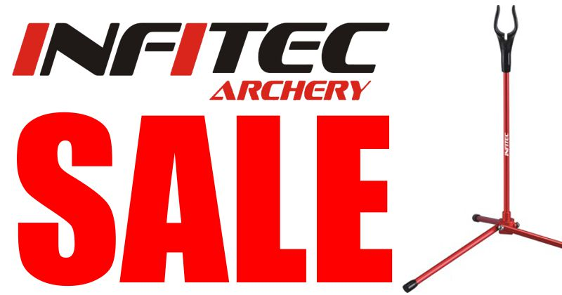Infitec Bow Stand - SALE