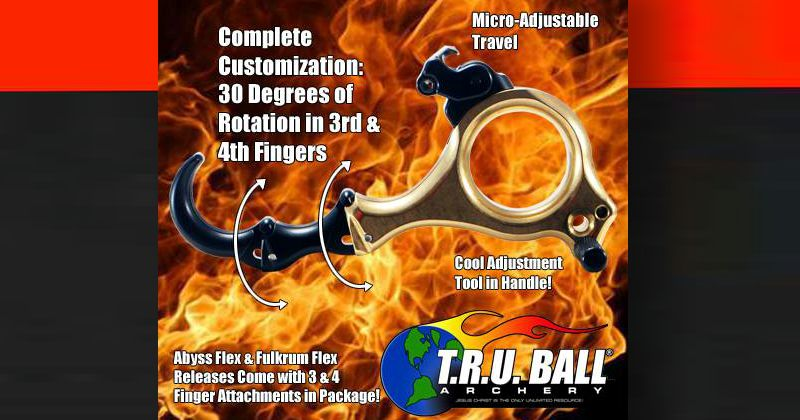 TRU Ball Fulkrum Flex - Brass - Large