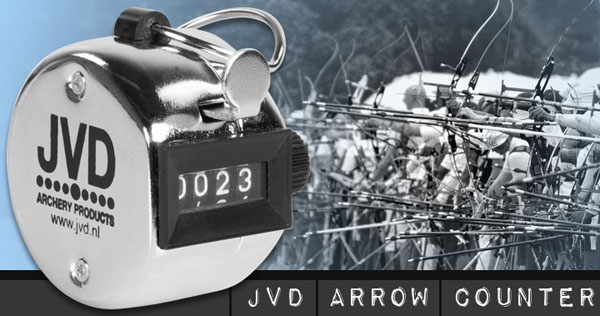 JVD Arrow Counter
