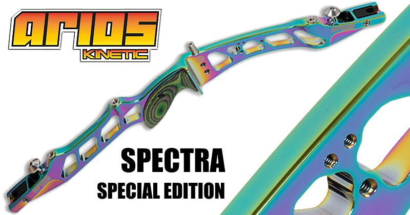 Kinetic Arios2 Spectra riser