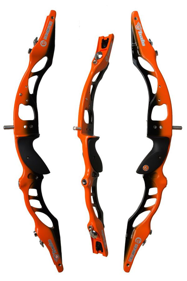 Kinetic Heat - black-orange