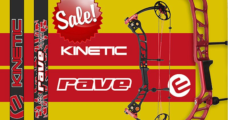 Kinetic Rave - SALE