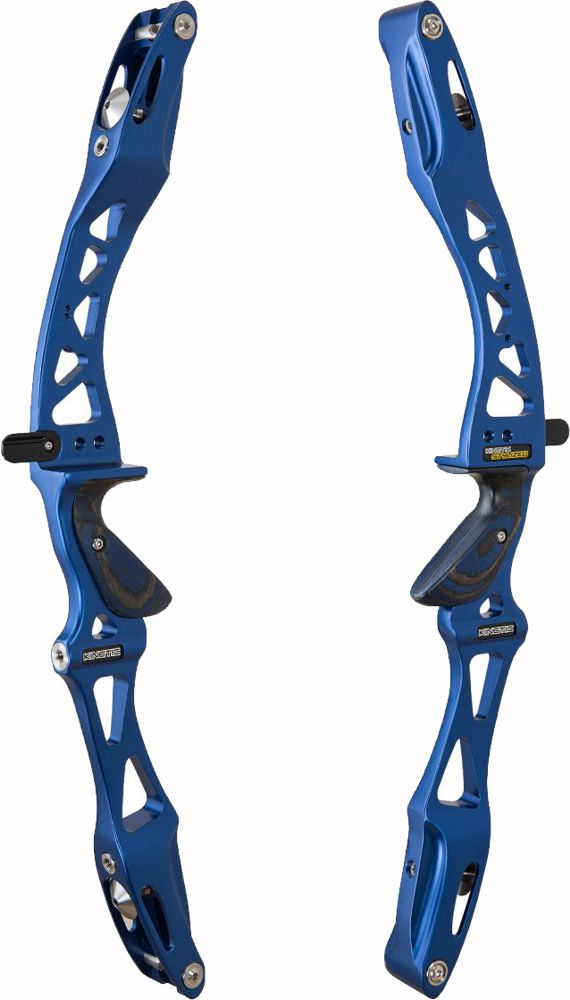 Kinetic Stylized A1 riser - Blue
