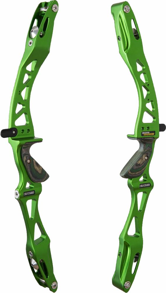 Kinetic Stylized A1 riser - Green