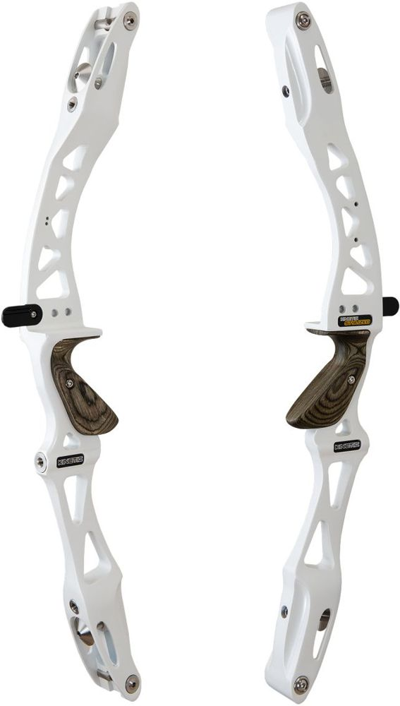 Kinetic Stylized A1 riser - White