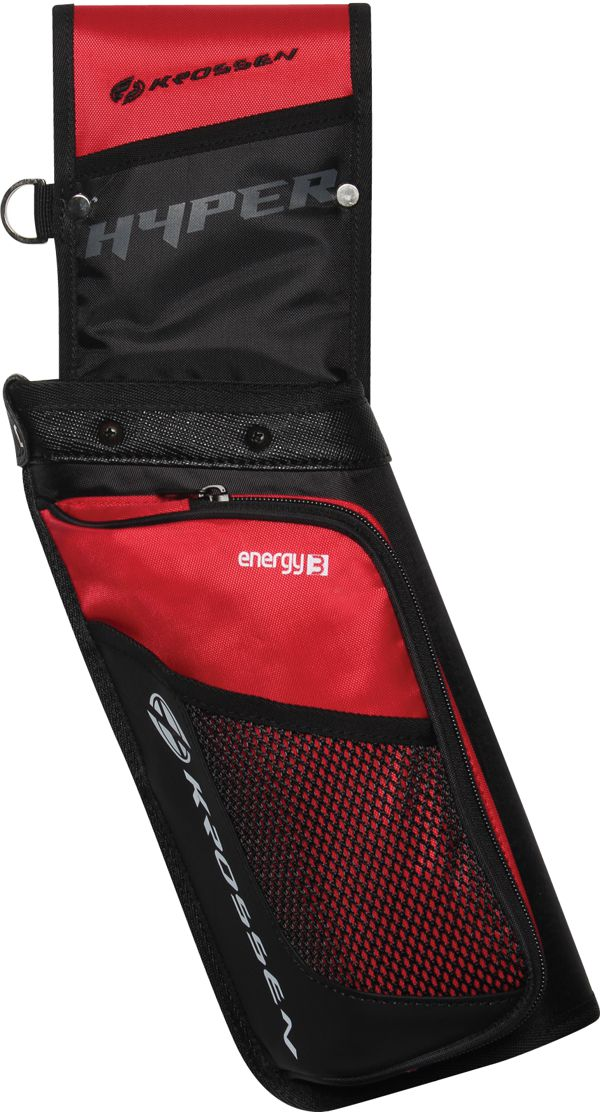 Krossen Hyper Field Quiver - Red
