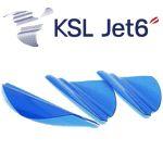 KSL Jet6 Vanes - 2in - (pk/50)