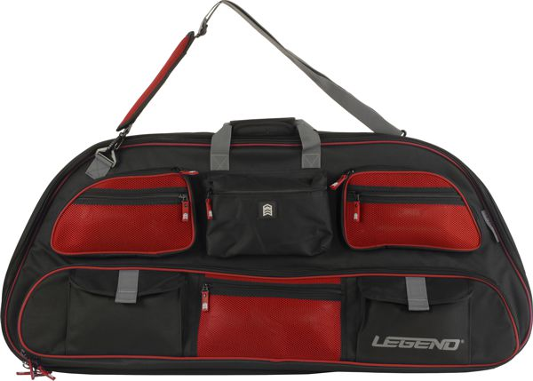 Legend Apollo Compound Case - Red