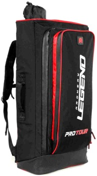 Legend Pro Tour Challenger Recurve Backpack - Red