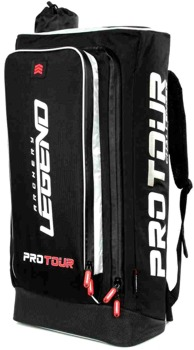 Legend Pro Tour Challenger Recurve Backpack - Silver