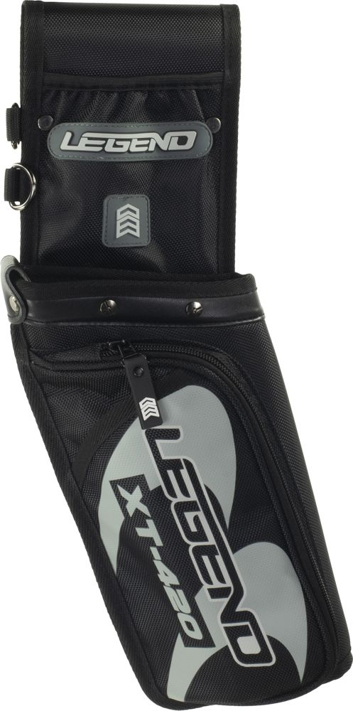 Legend XT-420 Field Quiver - Black