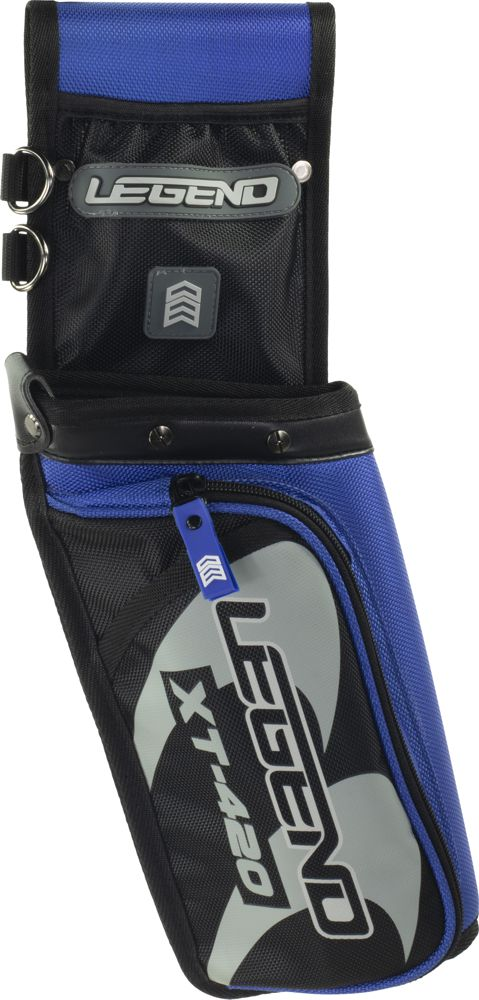Legend XT-420 Field Quiver - Blue