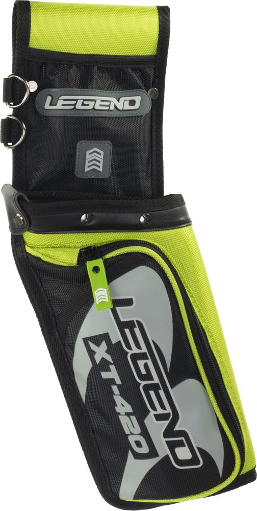 Legend XT-420 Field Quiver - Green