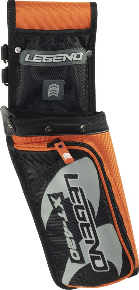 Legend XT-420 Field Quiver - Orange