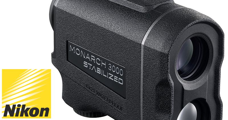 Nikon Monarch 3000 Stabilized Range Finder