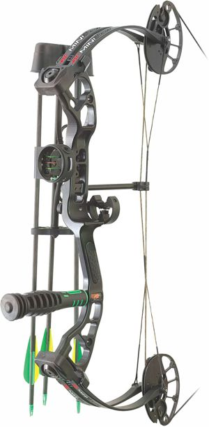 PSE Mini Burner RTS PACKAGE - Black