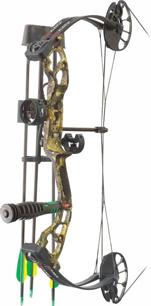 PSE Mini Burner RTS PACKAGE - Country Camo