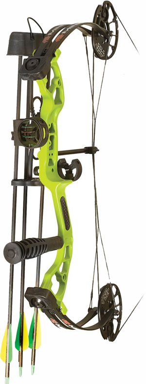 PSE Mini Burner RTS PACKAGE - Lime Green
