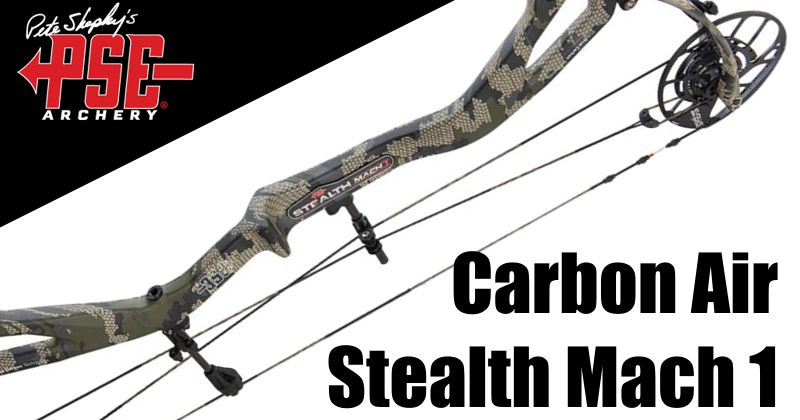 PSE Carbon Air Stealth Mach 1 (2020)