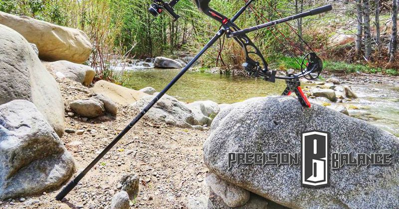Precision Balance Front Stabilizer (2018) - 27in