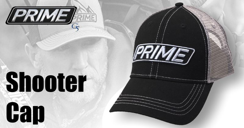 Prime Shooter Cap
