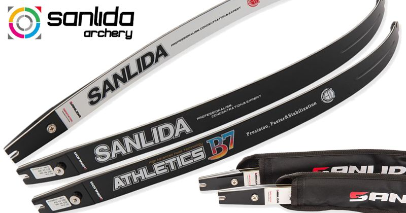 Sanlida Athletics B7 limbs - SALE