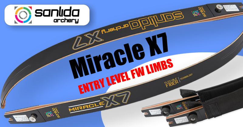 Sanlida Miracle X7 limbs