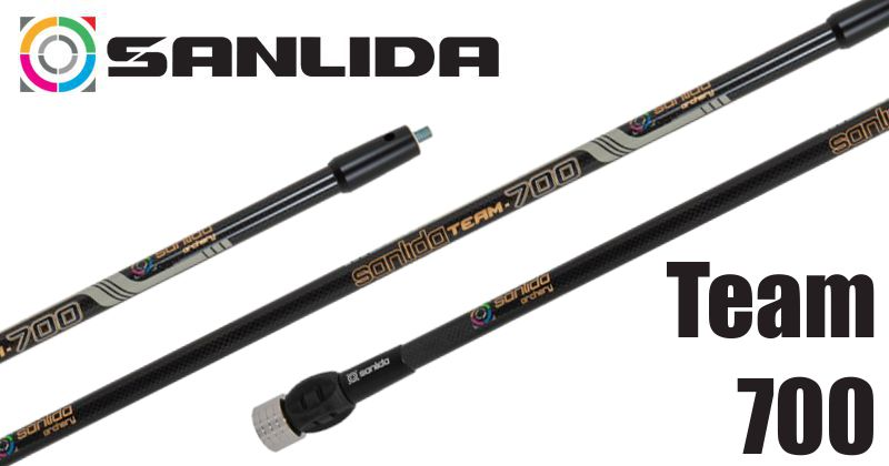 Sanlida Team 700 Long Rod