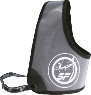 SF Elite Chest Guard - Black