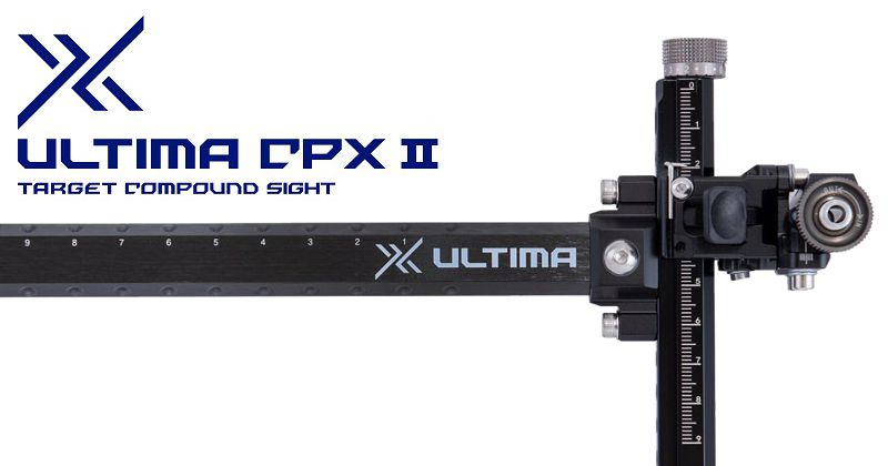 Shibuya Ultima CPXII Compound Sight 485-9