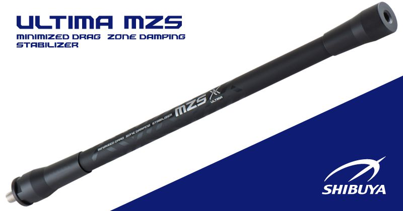 Shibuya Ultima MZS Short Rod