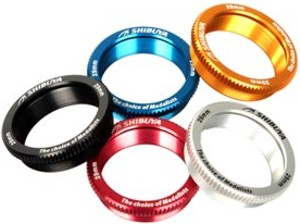 Shibuya Scope Lens Retainer Rings