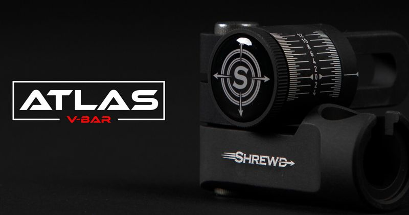 Shrewd Atlas Double Adjustable V Bar